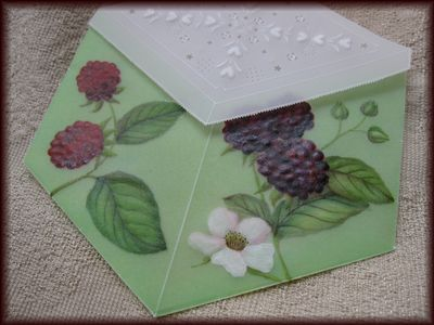 "parchment Craft""Berry"""