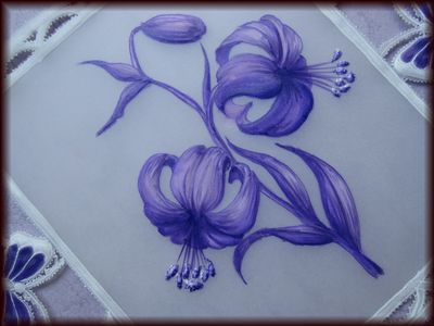 "Parchment Craft ""Lilly"""